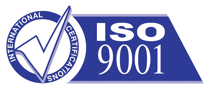 International Certification | ISO 9001