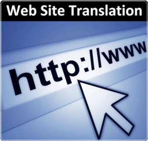 Web Site Translation
