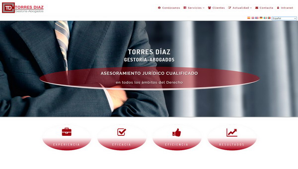 GESTORÍA TORRES DÍAZ | Intranet Corporativa