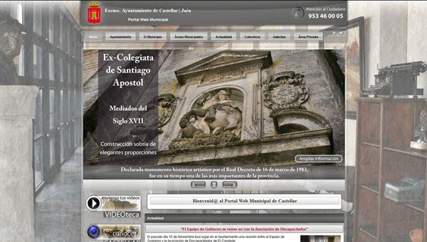 Portal Web Municipal del Excmo. Ayuntamiento de Castellar