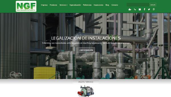 NGF apuesta por geYdes para la renovación de su imagen comercial
