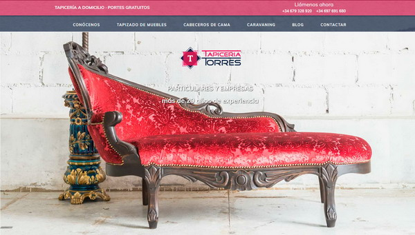 Tapicería Torres | Unión de tradición e innovación