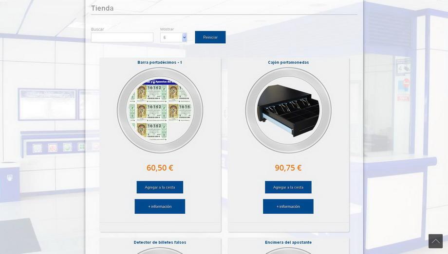 GUIDET ADMINISTRACIONES estrena imagen y comercio electrónico en la red
