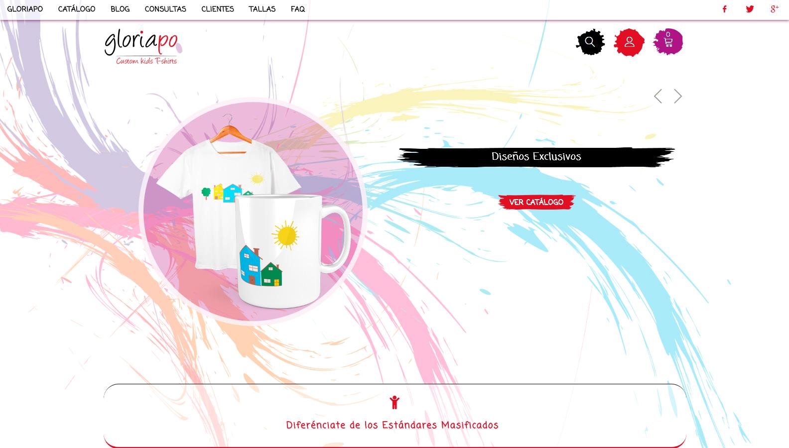 Diseño de Tiendas Online en Granada