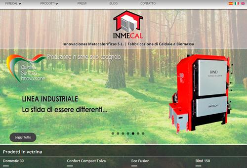INMECAL | Innovaciones Metacaloríficas S.L.