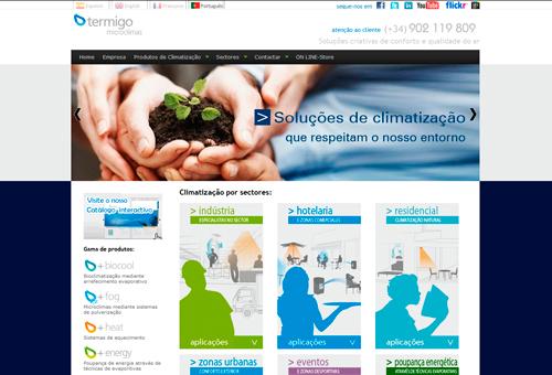 Termigo Microclimas | Soluciones de Climatización