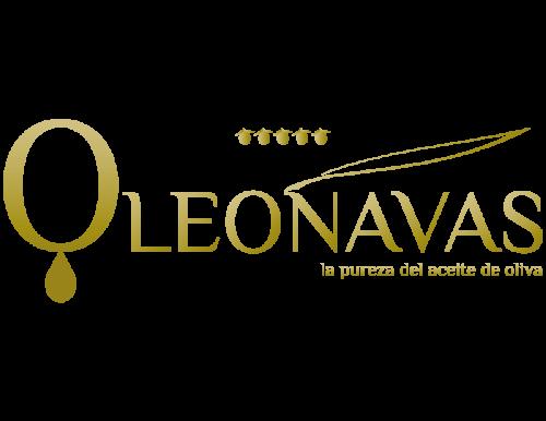 Logotipo Aceites OLEONAVAS | geYdes