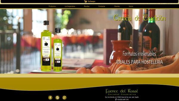 Aceites FuenteÓleo | Apostando por la excelencia del aceite de oliva