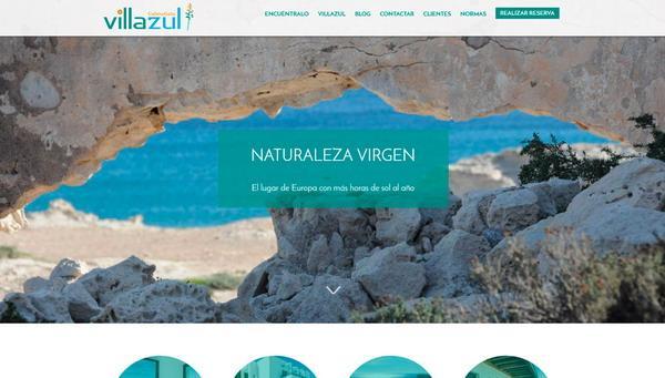 VILLAZUL | Sistema de reservas online en tiempo real