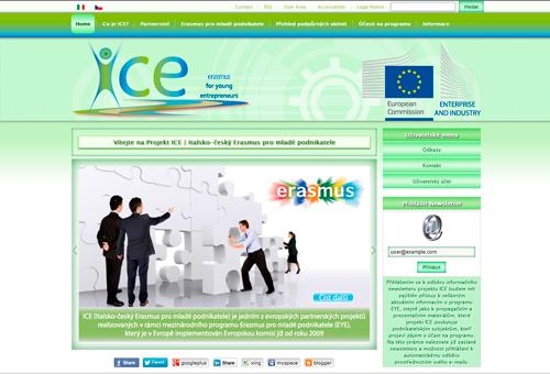 ICE Project | Italian Czech Erasmus for Young Entrepreneurs