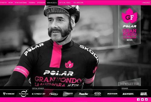 WIN SPORTS FACTORY | POLAR Gran Fondo La Mussara - Reus