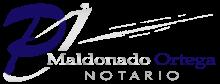 Notaría Maldonado Ortega
