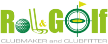 Roll & Golf | Clubmaker and Clubfitter
